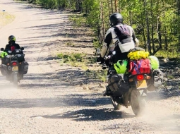 Offroad in Rusland